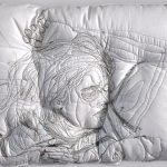 Crea.Tips - Sanat - Tekstil Sanatı - Arts - Textile Arts - Maryam Ashkanian - Sleep Series