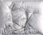 İran'lı Sanatçıdan Uykuluk Tekstil Sanatı – SLEEP SERIES
