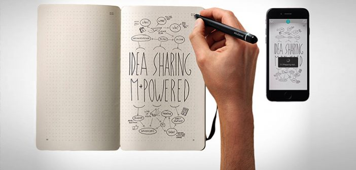 Crea.Tips - Tasarım - Grafik Tasarım - illüstrasyon - Moleskine - Smart Writting Set - Akıllı Yazı Seti - Tablet - Desen - Çizim - Kalem - Defter