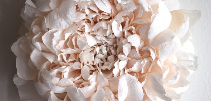 İnanılmaz Gerçeklikteki Kağıt Çiçek Yapımı – THE FINE ART OF PAPER FLOWERS
