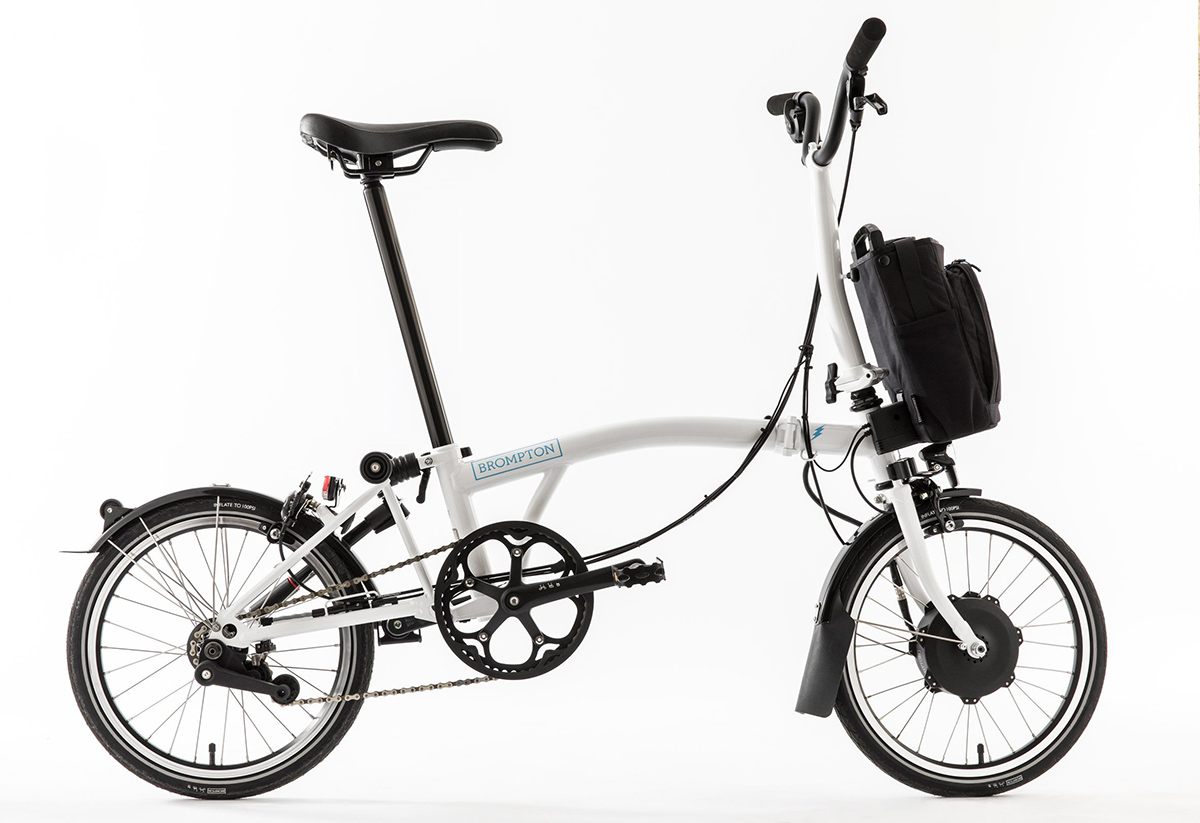 Crea.Tips - Design - Industrial Design - Bromton Electric - Folding Bike - Katlanabilir Elektrikli Bisiklet