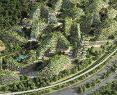Çin'den Çevre Dostu Muazzam bir Orman Şehri Projesi – FOREST CITY