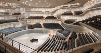 Crea.Tips - Design - Architecture - Music - Hamburg - Elbifilharmonie - Concert Hall