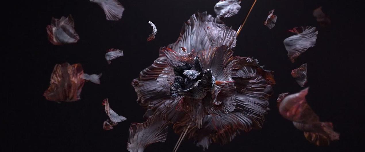 Crea.Tips - Design - Tasarım - 3D - Animasyon - Flower