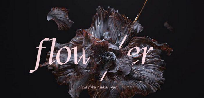 Alexa Sirbu ve Lukas Vojir'den Usta İşi Soyut bir Hikaye – FLOW/ER