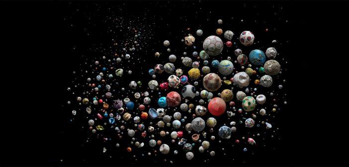 Dünya Sularından Sanat Eserlerine Taşınan Atıklar – MANDY BARKER