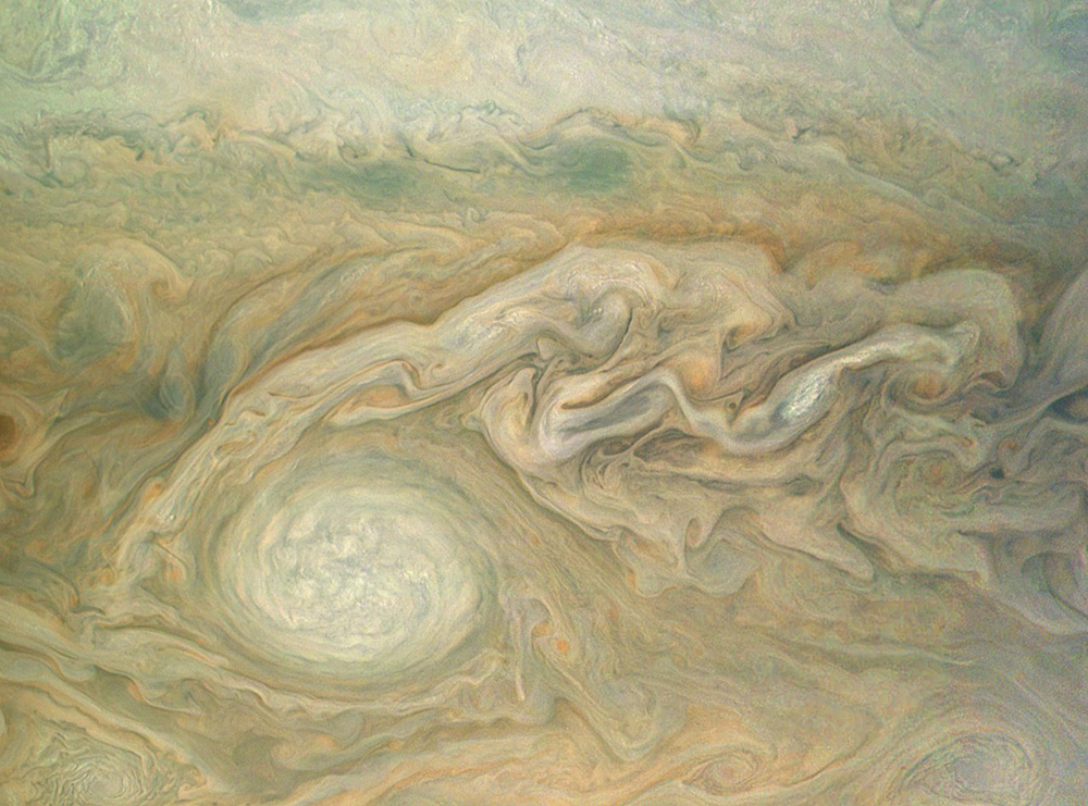 Crea.tips - Yaratici Fikir - Kaynağı - Doğa - Fotoğraf - Uzay - Jüpiter - Juno
