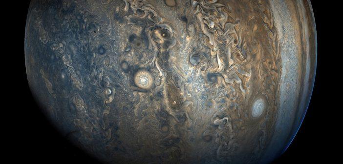 Jüpiteri Hiç Bu Kadar Net Görmediniz – NASA