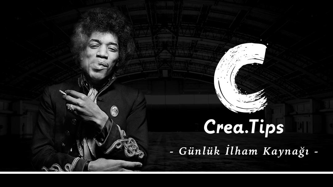 """Crea.Tips - Günlük İlham Kaynağı, """" Müzik """""""